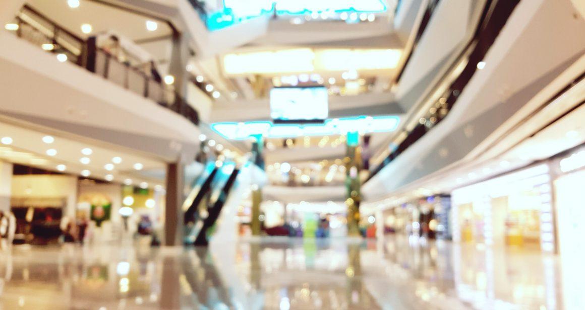 Centrum handlowe, Fot. Shutterstock.com