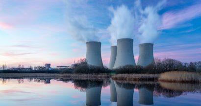 Elektrownia atomowa, Fot. Shutterstock.com