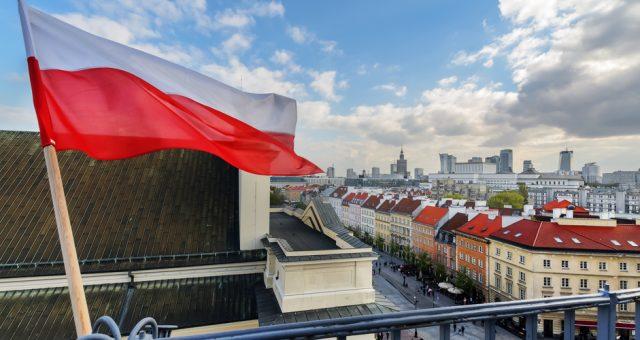 Warszawa, Fot. Shutterstock.com