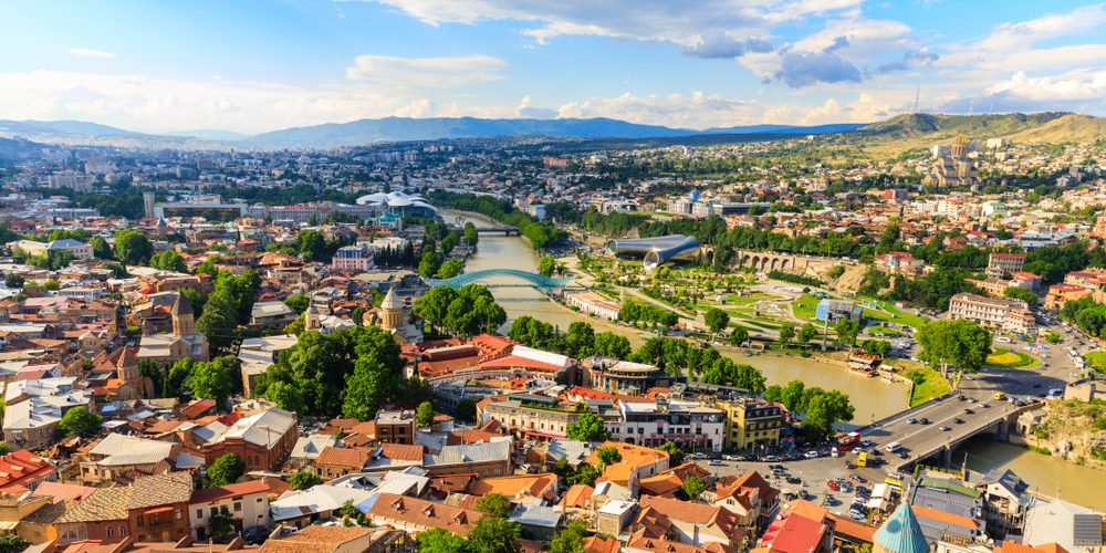 Tbilisi, Gruzja. Fot. Shutterstock