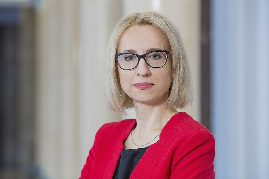 Teresa Czerwińska. Fot. Piotr Waniorek