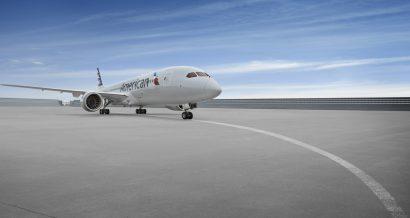 Boeing 787 linii American Airlines. Fot. materiały prasowe