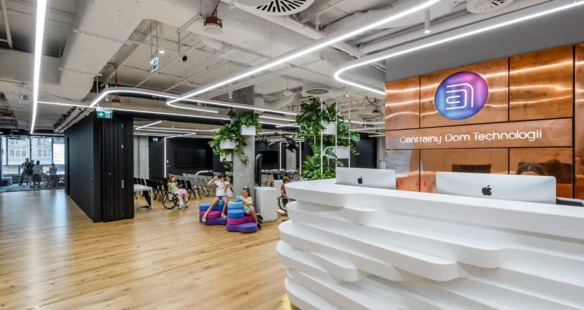 PFR otworzył Centralny Dom Technologii w Warszawie. Fot. materiały PFR