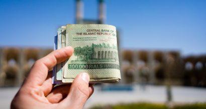Iran i jego była waluta rial. Fot. Shutterstock