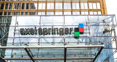 Siedziba Axel Springer. Fot. Stephan Schlachter / Shutterstock.com