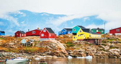 Grenlandia. Fot. Shutterstock