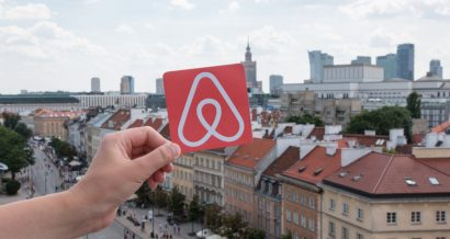Airbnb Warszawa. Fot. AlesiaKan / Shutterstock.com