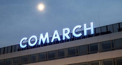 Biuro Comarch w Krakowie. Fot. Mahod84 / Shutterstock.com