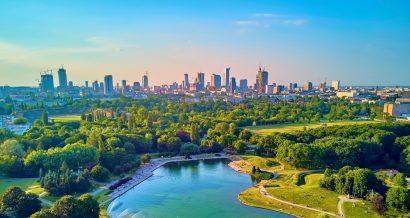 Panorama Warszawy. Fot. Shutterstock