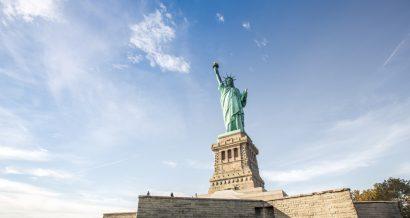 Statua Wolności, Nowy Jork, USA. Fot. Shutterstock