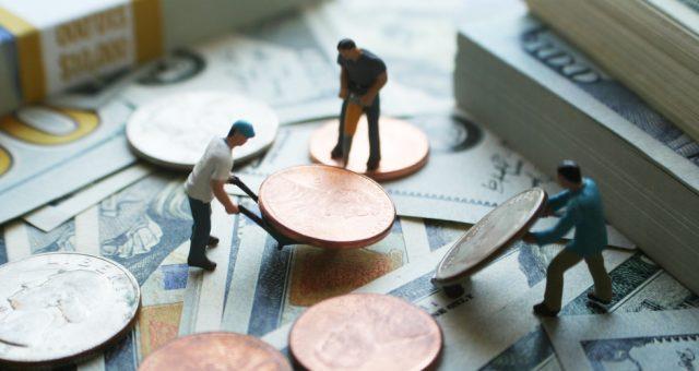 Pieniądze, Fot. Shutterstock.com