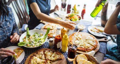 Włoska restauracja, pizza. Fot. Shutterstock