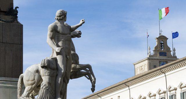 Włochy, Rzym. Fot. Riccardo Piccinini / Shutterstock.com