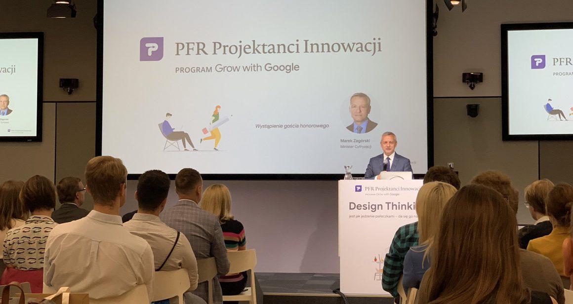 Start II edycji programu Google I PFR.