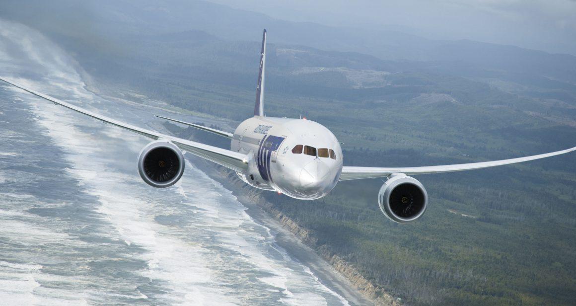 Boeing 787 Dreamliner w brawach LOTu. Fot. materiały prasowe LOT