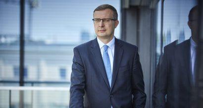Paweł Borys, prezes PFR. Fot. PFR