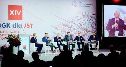 XIV Konferencja BGK dla JST . Fot. materiały BGK