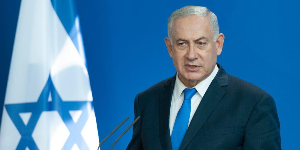 Binjamin Netanjahu, Fot. photocosmos1 / Shutterstock.com