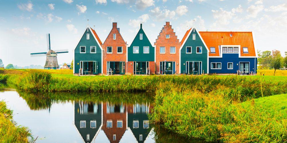 Volendam, Holandia. Fot. Shutterstock