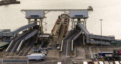 Port w Dover, Fot. Ben Gingell / Shutterstock.com