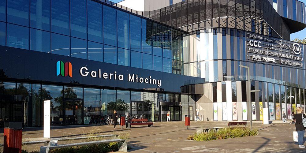 Galeria Młociny w Warszawie. Fot. Lukasz Wrobel / Shutterstock.com