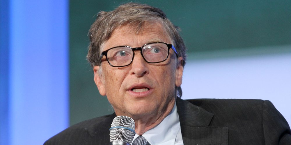 Bill Gates, Fot. JStone / Shutterstock.com