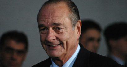 Były prezydent Francji Jacques Chirac. Fot. 360b / Shutterstock.com