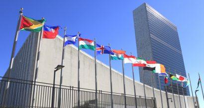 Siedziba ONZ w Nowym Jorku, Fot. Shutterstock.com