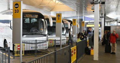 Autobusy w Wielkiej Brytanii, Fot. Shutterstock.com