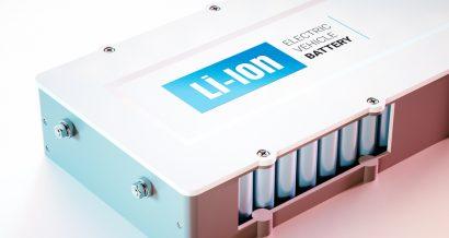 Bateria litowo-jonowa, Fot. Shutterstock.com