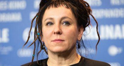 Olga Tokarczuk. Fot. Martin Kraft [CC BY-SA 3.0 (https://creativecommons.org/licenses/by-sa/3.0)]