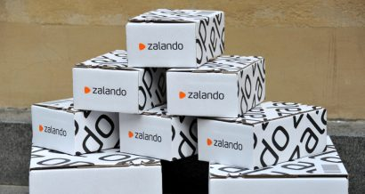 Zalando, zakupy. Fot. nitpicker / Shutterstock.com