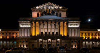 Teatr Wielki w Warszawie. Fot. annaj77 / Shutterstock.com