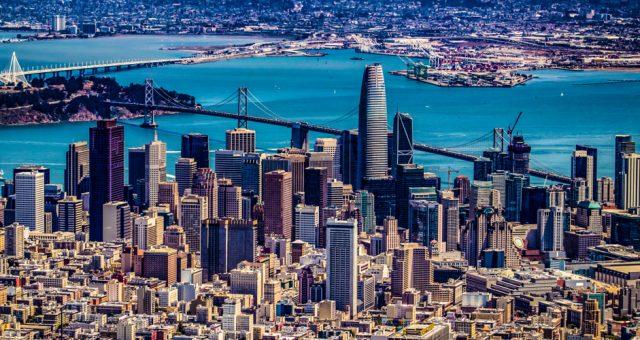 Widok na San Francisco, Fot. Shutterstock.com