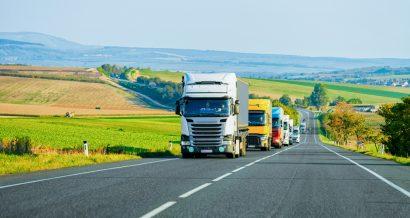 Ciężarówki, Fot. Shutterstock.com