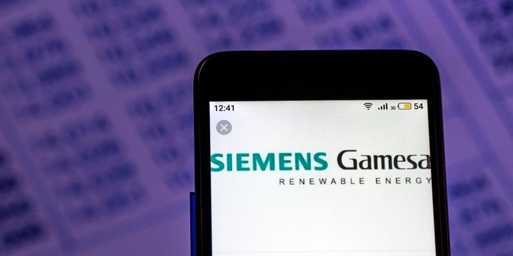 Siemens Gamesa, Fot. IgorGolovniov / Shutterstock.com