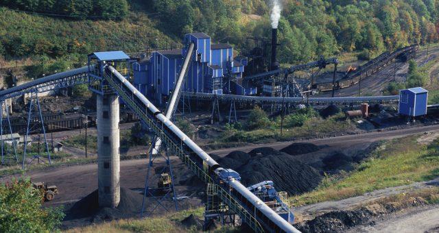 Kopalnie węgla w Zachodniej Wirginii, Fot. Shutterstock.com