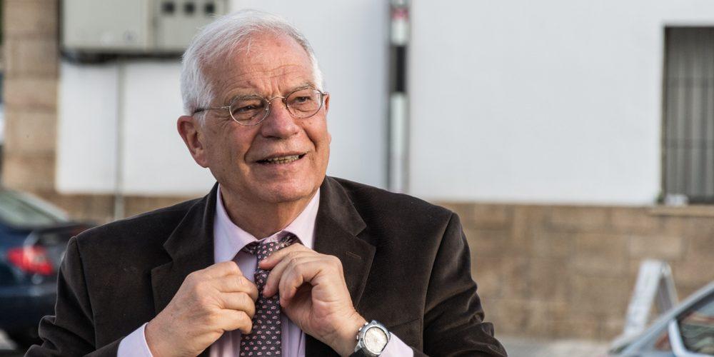 Josep Borrell, Fot. Esteban Martinena Guerrer / Shutterstock.com
