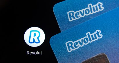 Revolut, Fot. Ascannio / Shutterstock.com