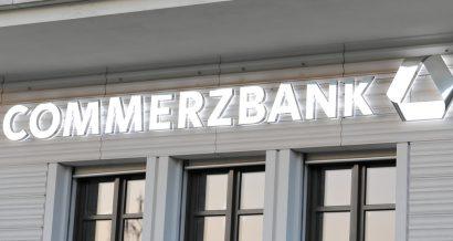 Commerzbank, Fot. TK Kurikawa / Shutterstock.com