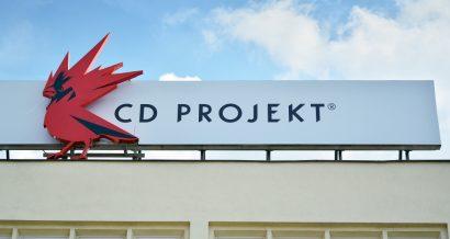 CD Projekt. Fot. Grand Warszawski / Shutterstock.com