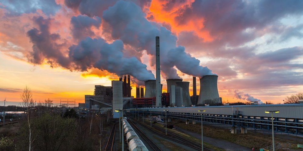 Elektrownia, Fot. Shutterstock.com