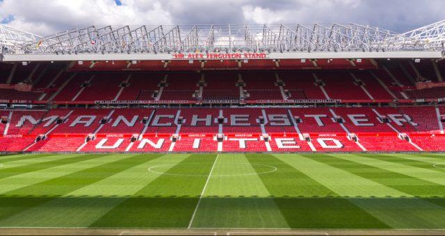 Old Trafford, Fot. Nook Thitipat / Shutterstock.com
