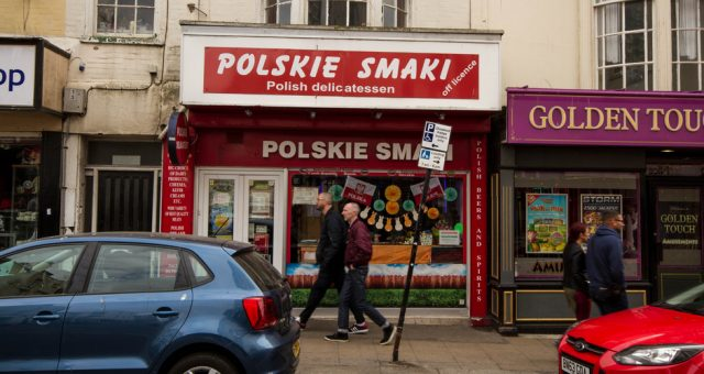 Polski sklep w Anglii, Fot. mat.hak / Shutterstock.com