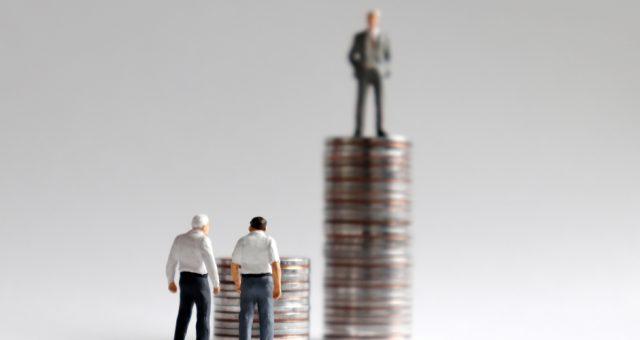 Nierówności, Fot. Shutterstock.com