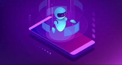 Chatbot, sztuczna inteligencja. Fot. Shutterstock