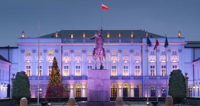 Pałac Prezydencki, Fot. Shutterstock