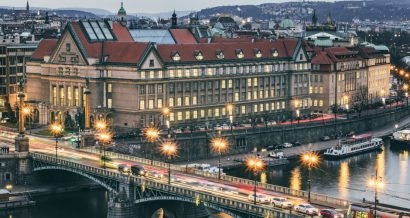 Uniwersytet Karola w Pradze, Fot. Shutterstock.com