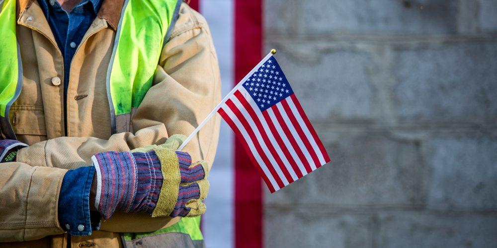 Robotnik w USA, Fot. Shutterstock.com