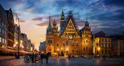 Wrocław, Fot. Shutterstock.com